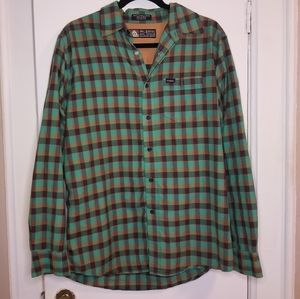 Matix Marc Johnson Button Down Flannel